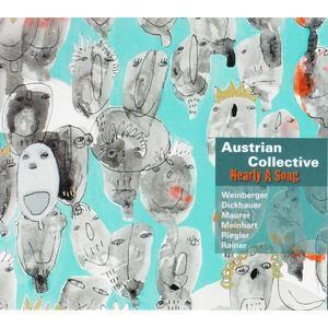 Austrian Collective - Nearly A Song - 1 CD