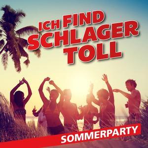 DIVERSE VOLKSMUSIK/SCHLAGER - ICH FIND' SCHLAGER TOLL - SOMMERPARTY - 1 CD