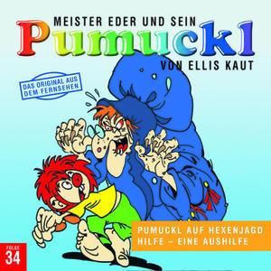 KARUSSELL TV-SERIEN - 34:PUMUCKL AUF HEXENJAGD/HILFE EINE AUSH - 1 CD
