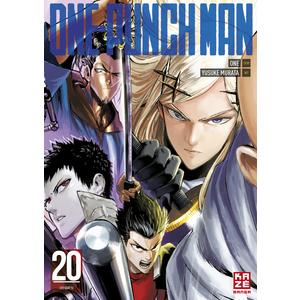 ONE-PUNCH MAN – Band 20