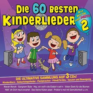 60 BESTEN KINDERLIEDER 2, / FAMILIE SONNTAG