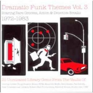Various - Dramatic Funk Themes # 3 - 1 Vinyl-LP