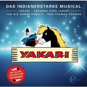 YAKARI - O.S.T. MUSICAL - 1 CD