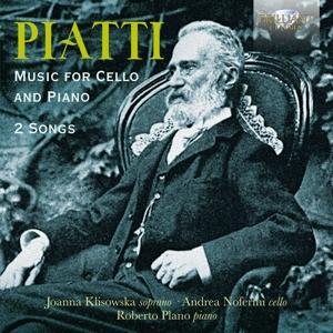 Noferini/Plano/Klisowska - Music For Cello And Piano - 1 CD