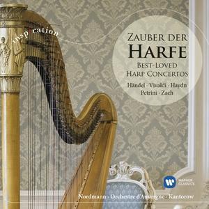ZAUBER DER HARFE / NORDMANN/KANTOROW