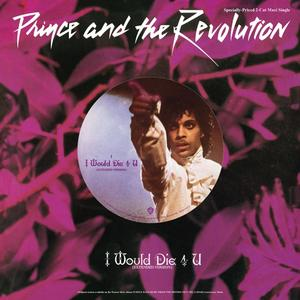 PRINCE&THE REVOLUTION - I Would Die 4 U/Another Lonely Christmas - 1
