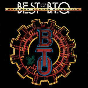 BACHMANN-TURNER OVERDRIVE - BEST OF B.T.O - 1 CD