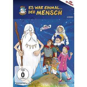 Barille,Albert - Es war einmal...der Mensch - 6 DVD