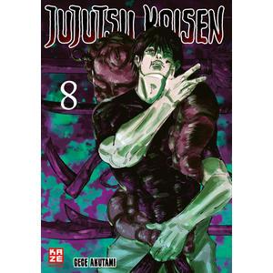 Jujutsu Kaisen – Band 8