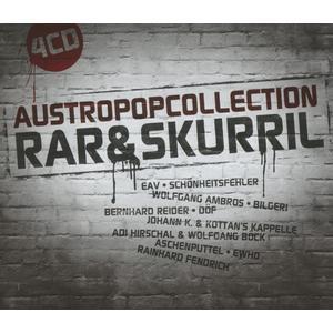 Musik-CD Austropop Collection-Rar & Skurril / Various, (4 CD)