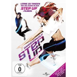 Various - Step Up-the Dance Work-Out - 1 DVD