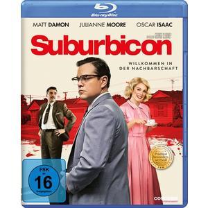 Damon,Matt/Moore,Julianne - Suburbicon - 1 Blu-Ray