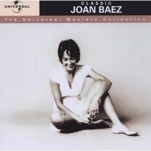 Musik-CD UNIVERSAL MASTERS COLLECT. / BAEZ,JOAN, (1 CD)