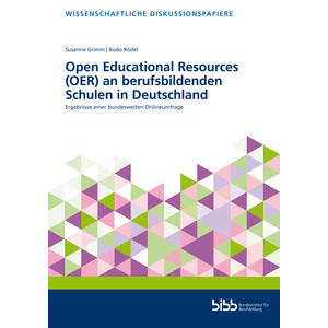 Open Educational Resources (OER) an berufsbildenden Schulen in Deutschland