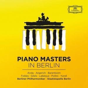 Diverse Klassik - Piano Masters In Berlin - 8 CD