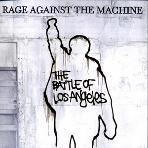RAGE AGAINST THE MACHINE - THE BATTLE OF LOS ANGELES - 1 CD