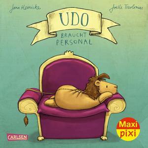 Maxi Pixi 336: Udo braucht Personal