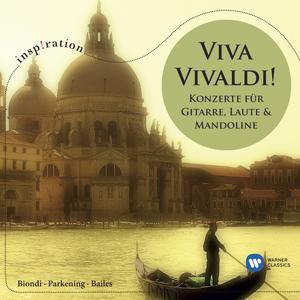 VIVA VIVALDI! KONZ.F.GITARRE / BIONDI/PARKENING