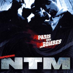 Musik-CD Paris sous les bombes / SUPREME NTM, (1 CD)