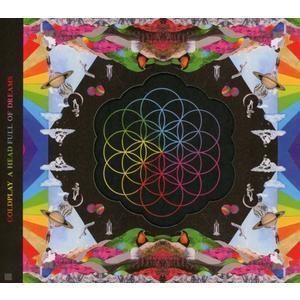 COLDPLAY - A HEAD FULL OF DREAMS - 1 CD