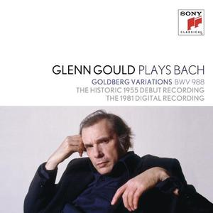 Bach: Goldberg Variationen 1955 & 1981 (GG Col / Gould,Glenn