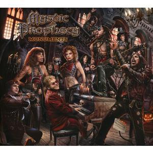 Mystic Prophecy - Monuments Uncovered (Ltd.Digipak) - 1 CD