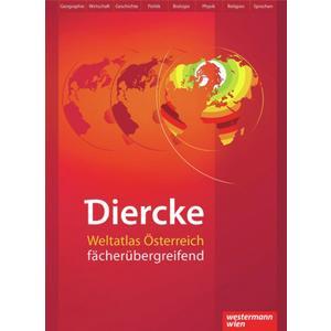 Diercke Weltatlas Österreich fächerübergreifend