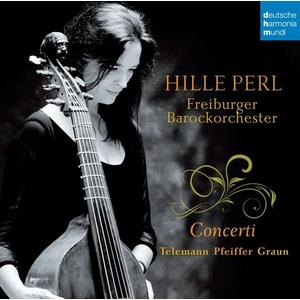 Musik-CD CONCERTI / PERL,HILLE/FREIBURGER BAROCKORCHESTER/TOL,HAN, (1 CD)