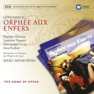 Musik-CD ORPHEE AUX ENFERS (ORPHEUS) (GA) / DESSAY/NAOURI/MINKOWSKI,MARC, (3 CD + CD-Rom)