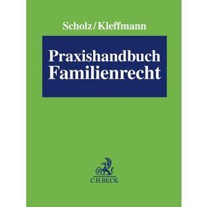 Praxishandbuch Familienrecht