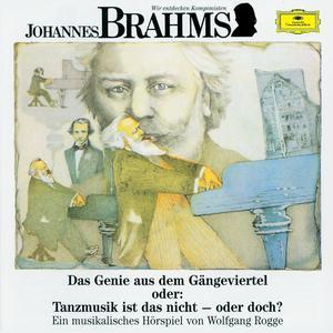 DIVERSE KINDER - WIR ENTDECKEN KOMPONISTEN: JOHANNES BRAH - 1 CD