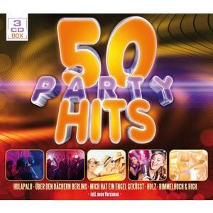Various - 50 Party Hits - 3 CD