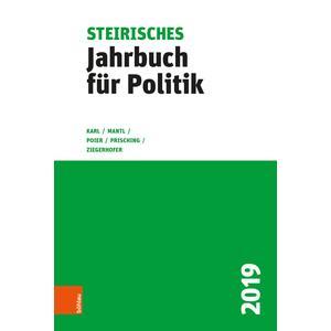 Steirisches Jahrbuch für Politik 2019