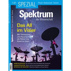 Spektrum Spezial - Das All im Visier