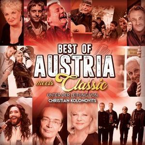 Diverse Pop - Best Of Austria Meets Clas - 2 CD