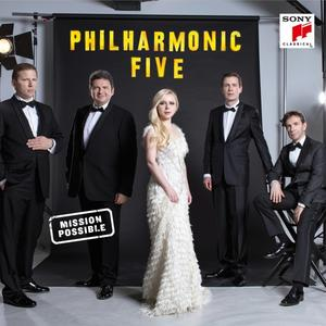 Philharmonic Five - Mission Possible - 1 CD