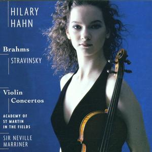 Musik-CD VIOLIN CONCERTOS / HAHN,HILARY, (1 CD)