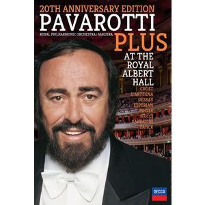 PAVAROTTI PLUS - AT THE RO / Pavarotti,Luciano