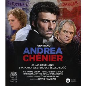 Andrea Chenier / Kaufmann,Jonas/Pappano/ROHO