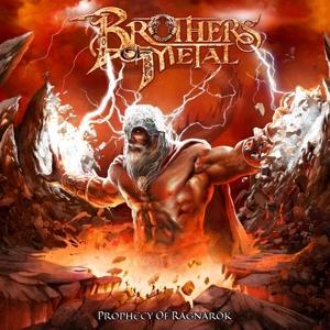 Brothers Of Metal - Prophecy Of Ragnarök - 1 CD