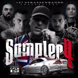 187 STRASSENBANDE - SAMPLER 4 - 1 CD