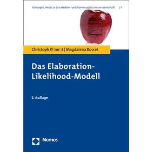 Das Elaboration-Likelihood-Modell