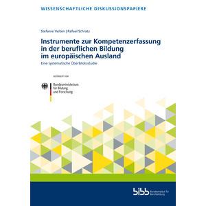 Instrumente zur Kompetenzerfassung in der beruflichen Bildung im europäischen Ausland