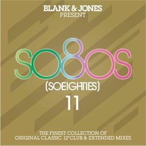 Blank & Jones - Present So80s [So Eighties] 11 - 2 CD