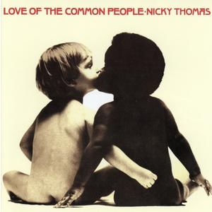 Musik-CD Love Of The Common People / Thomas,Nicky, (1 CD)