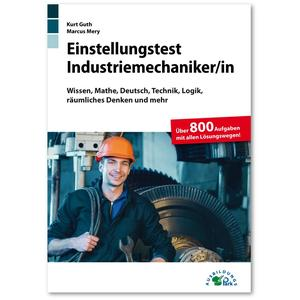 Einstellungstest Industriemechaniker