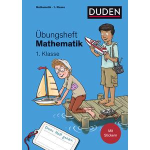 Übungsheft Mathematik - 1. Klasse