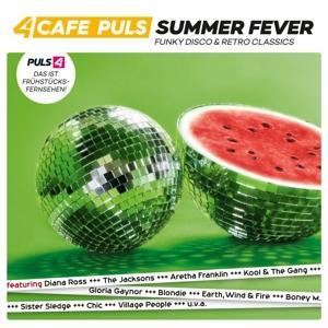 Various - Café Puls Summer Fever - 2 CD