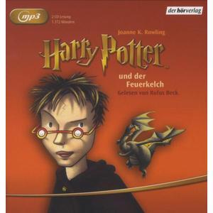 Beck,Rufus - Harry Potter Und Der Feuerkelch (MP3 RL) - 2