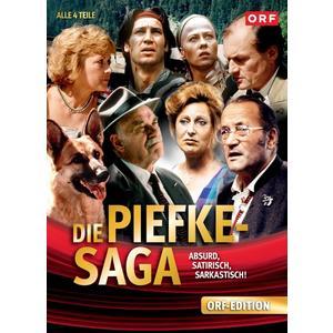 Weinzierl,Kurt/Moretti,Tobias - Die Piefke-Saga: Die komplette Serie - 2 DVD